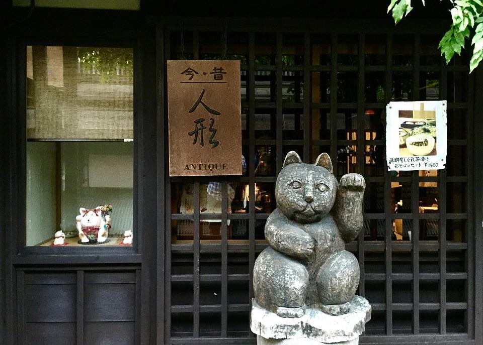 Takayama's old town