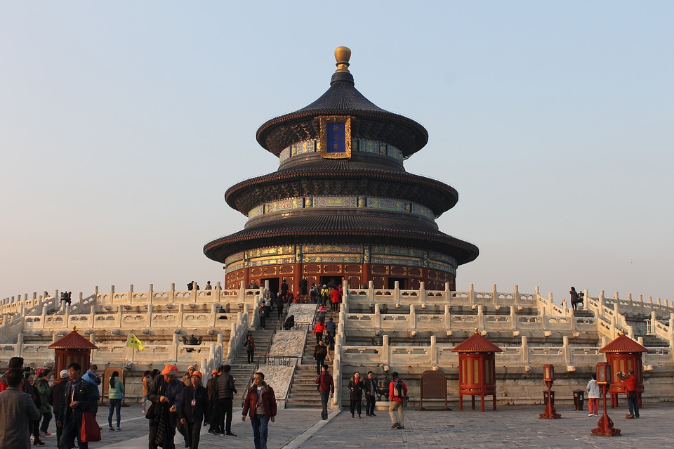 Things to do in China - Temple of heaven in Beijing