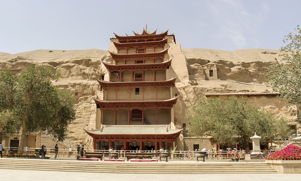 Top Attractions in China - Mogao Grottoes