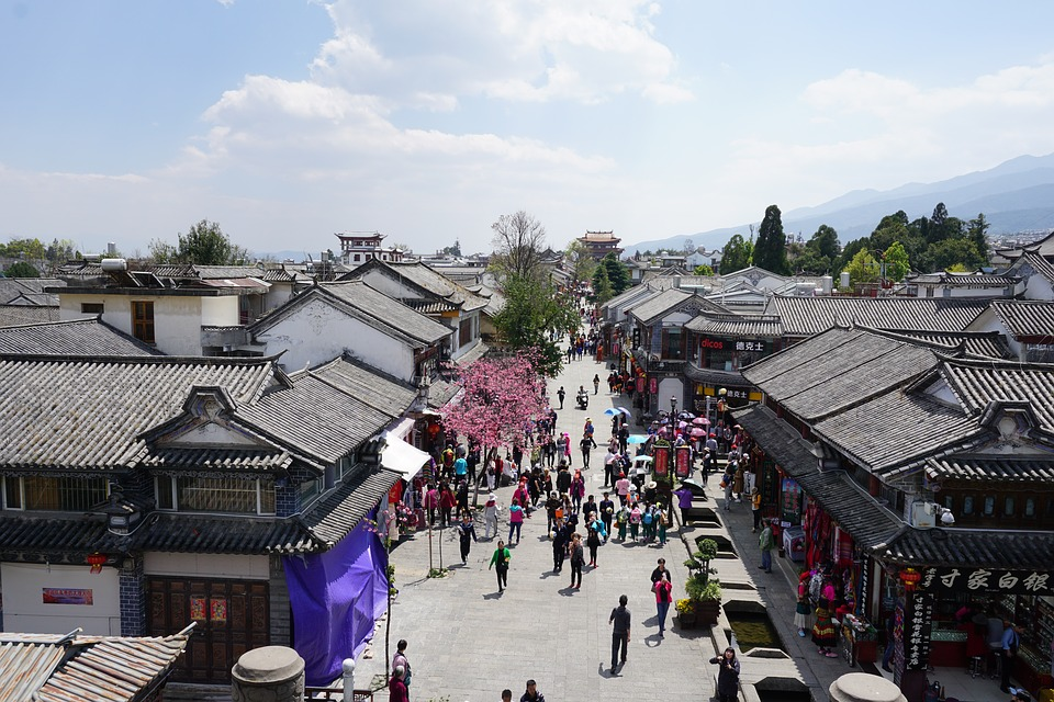 Top attractions in China - Lijiang Old Town
