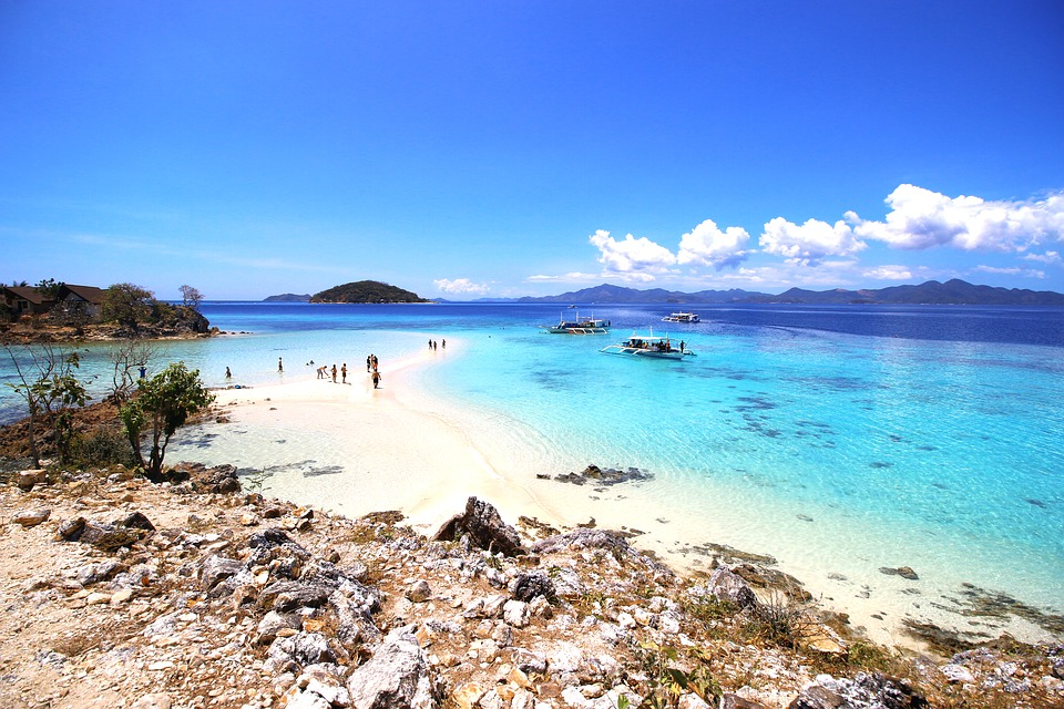 Huma Island - The Philippines best Beaches