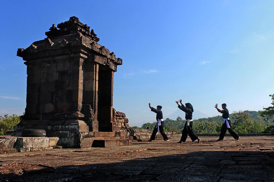 Bali itinerary - Barong