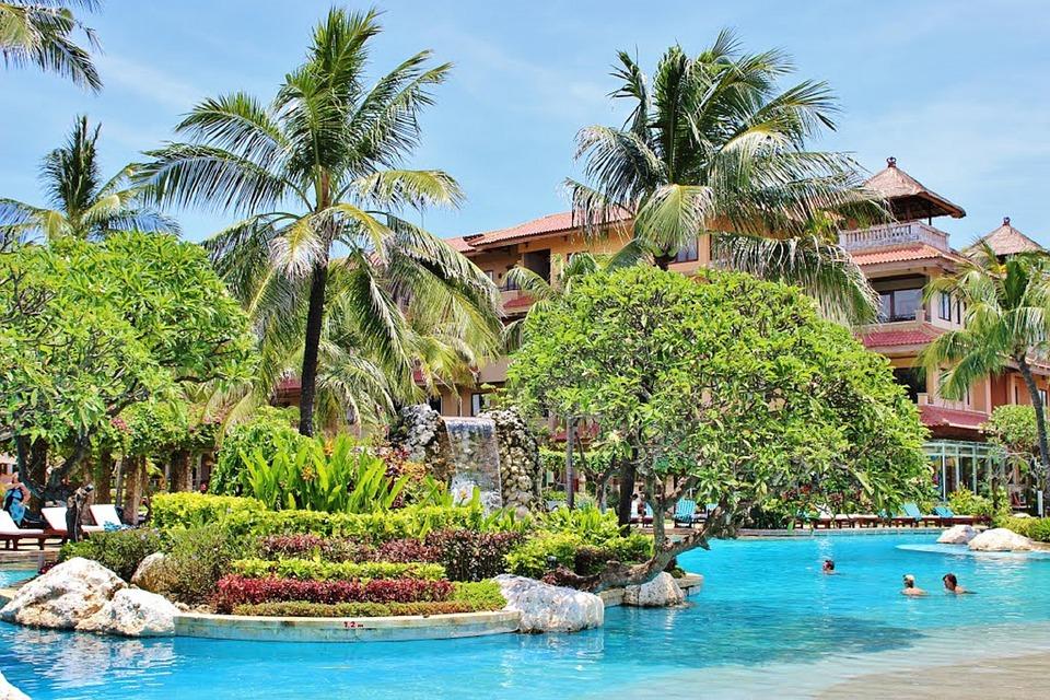Nusa Dua in Bali